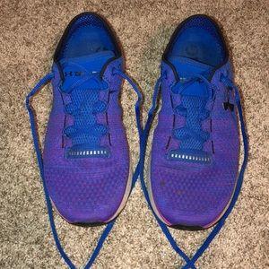 Under Armour Bandit 3 Tennis Shoes SZ 9